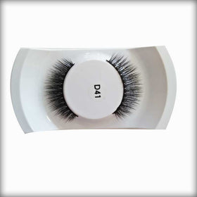 D41 3D Mink False Eyelashes