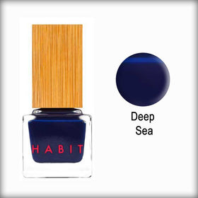 Deep Sea Nail Polish - Habit
