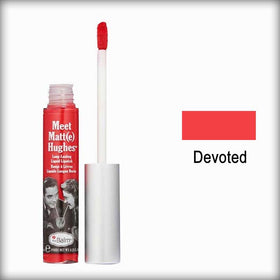 theBalm Meet Matte Hughes Liquid Lipstick Devoted