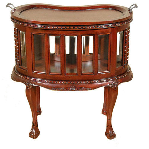 Touchwood Interior Small Console End Table