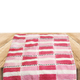 Egyptian Cotton Towel Dark & Light Pink Set of 2