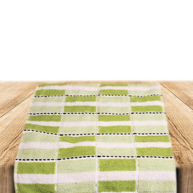 Egyptian Cotton Towel Green Set of 2