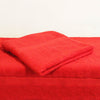 Egyptian Cotton Towel Red Set of 2