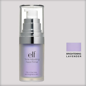 Elf Studio Mineral Infused Face Primer Brightening Lavender