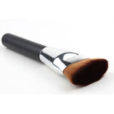 Flat Big Facial Mask Brush Single Contour Makeup Brushes Synthetic Fiber Face Cosmetic Brush