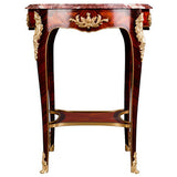 Touchwood Interior French Salon Occasional End Table
