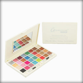 Glamorous Face Eye Shadow Pallete 32 Makhmali/Matte Colors Kit
