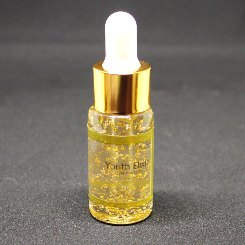24k Rose Gold Youth Elixir