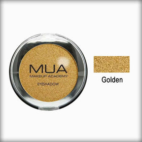 MUA Pearl Mono Eyeshadow Golden