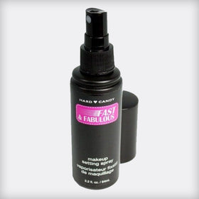 Hard Candy Fast & Fabulous Makeup Setting Spray