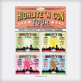 theBalm Highlite 'N Con Tour Highlight & Contour Palette - HomeBazar.pk-1