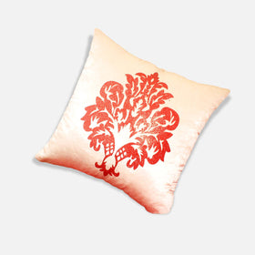 Decorative Cushion Cover / Home Decor Square  Polyester Cushion - HomeBazar.pk