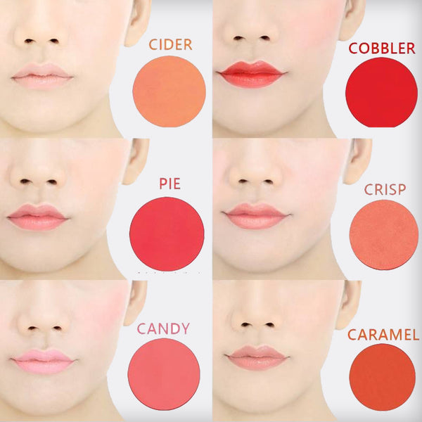 How 'Bout Them Apples? Lip and Cheek Cream Palette