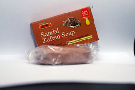 Copy of Merko Essential Sandal Zafran Soap Reduce Oil from Skin