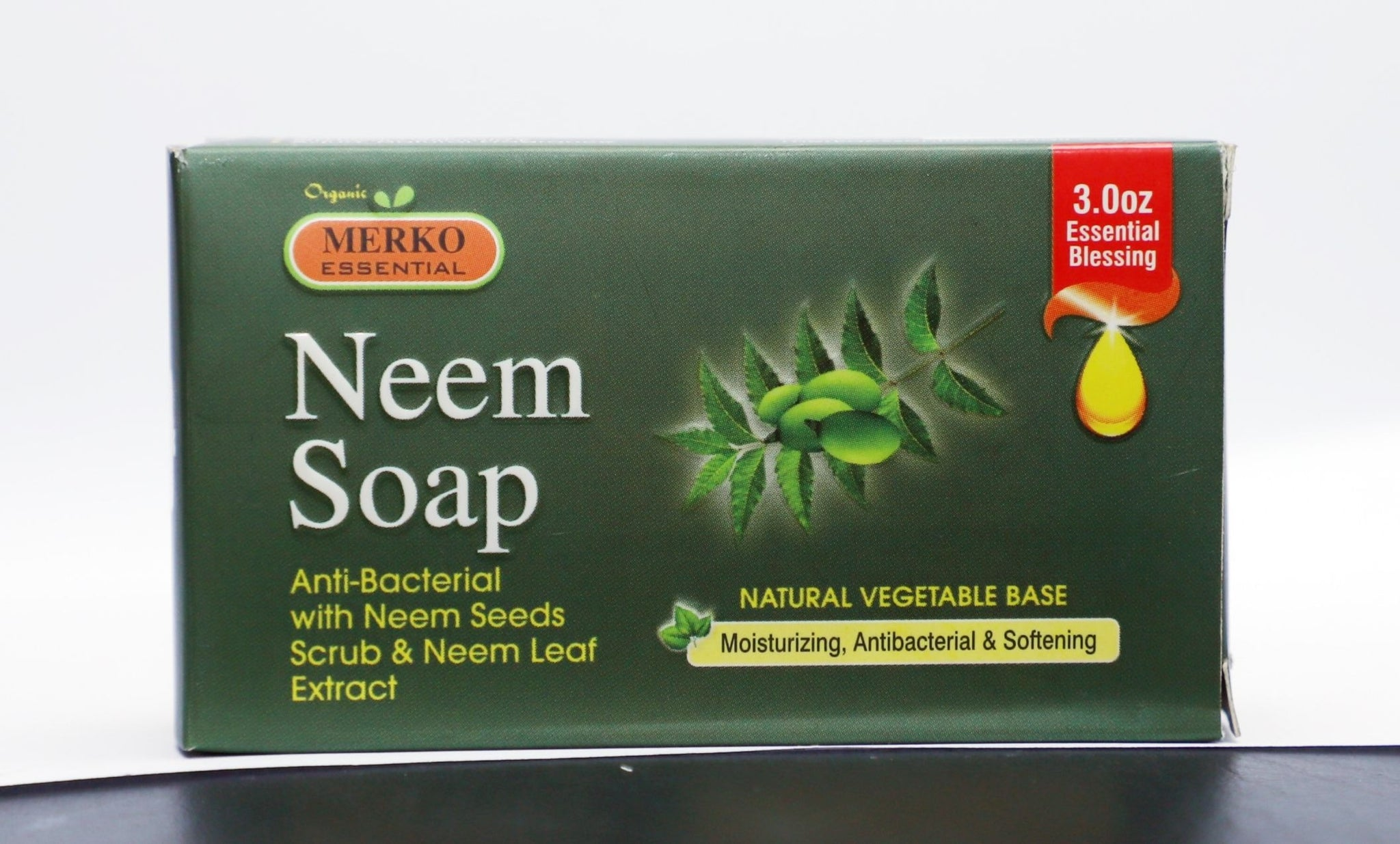 Merko Essential Neem Soap For All Skin