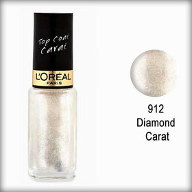 L'Oreal Paris Top Coat 912 Diamond Carat