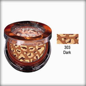 L'Oreal Paris Glam Bronze Wild Instinct Bronzing Powder 303 Dark