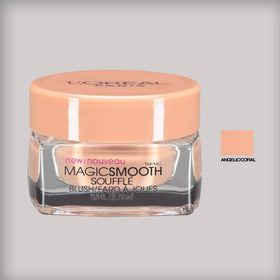 L'Oreal Paris Magic Smooth Souffle Blush - Angelic/Coral