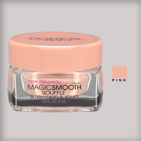 L'Oreal Paris Magic Smooth Souffle Blush Pink