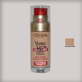 L'Oreal Paris Visible Lift Serum Foundation 130 Golden Beige