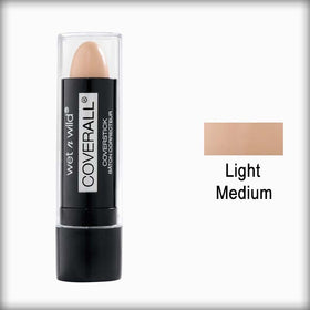 Light/Medium CoverAll Cover Stick - Wet n Wild