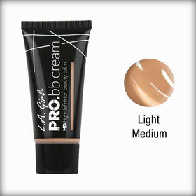 Light-Medium Pro BB Cream HD Beauty Balm - L.A. Girl
