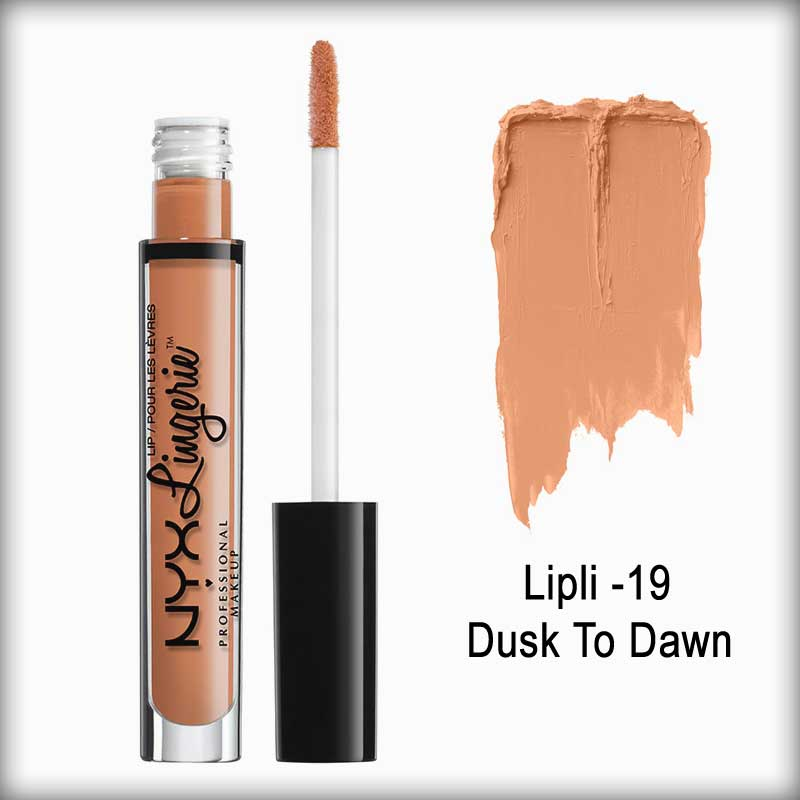 NYX Lip Lingerie Liquid Lipstick - Dusk To Dawn