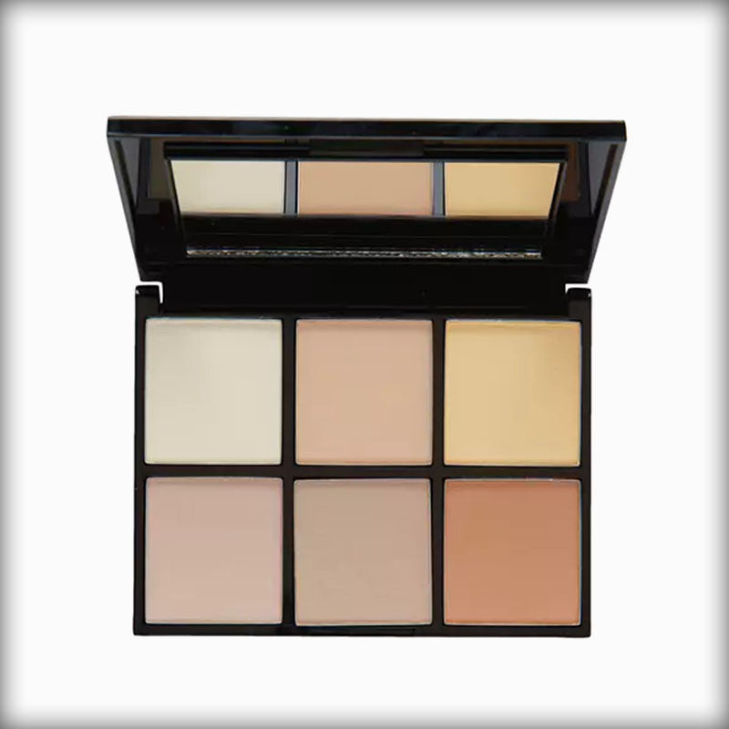 MUA Luxe Radiant Illumination Highlight Kit Palette
