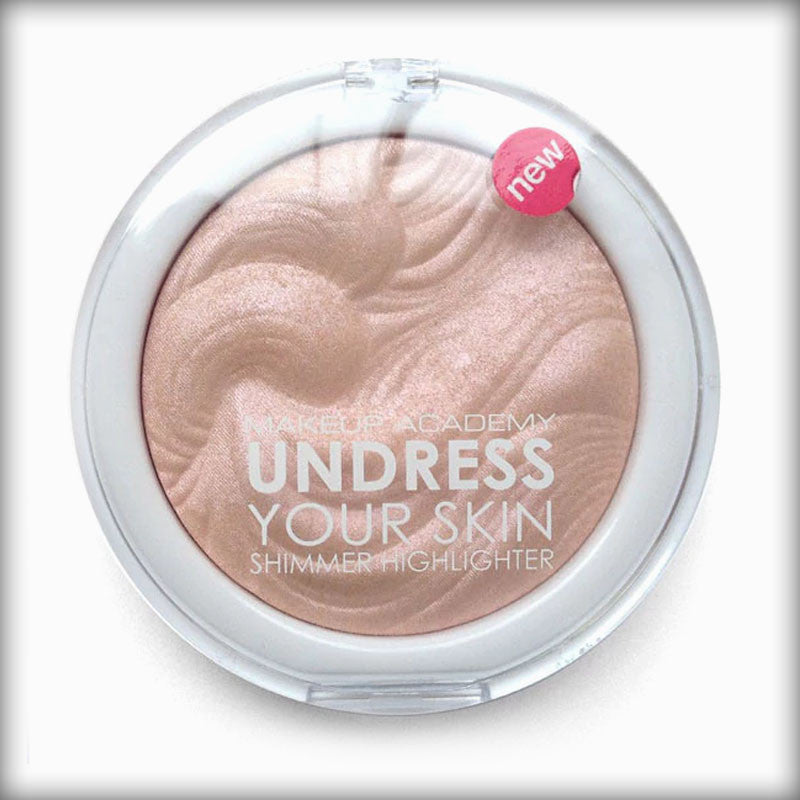 MUA Undress Your Skin Highlighting Powder - Pink Shimmer