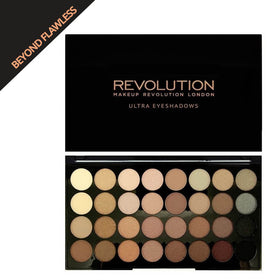 Makeup Revolution Ultra 32 Shade Beyond Flawless Eyeshadow Palette