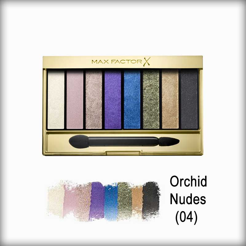 Max Factor Nude Palette Orchid Nudes (04)