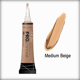 Medium Beige Pro Conceal HD Concealer - L.A. Girl