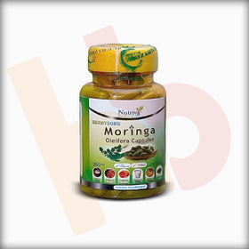 Moringa Capsules For Diabetes ( Large Caps)