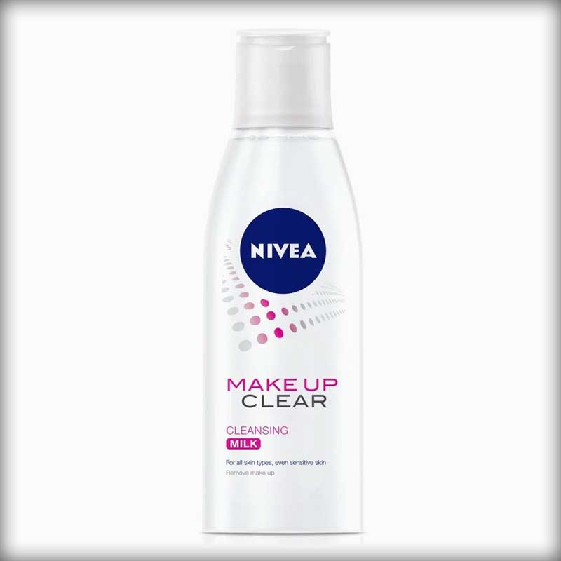 NIVEA Make Up Clear Cleansing Milk