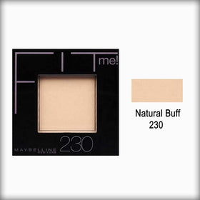 230 Natural Buff Fit Me! Powder - Maybelline