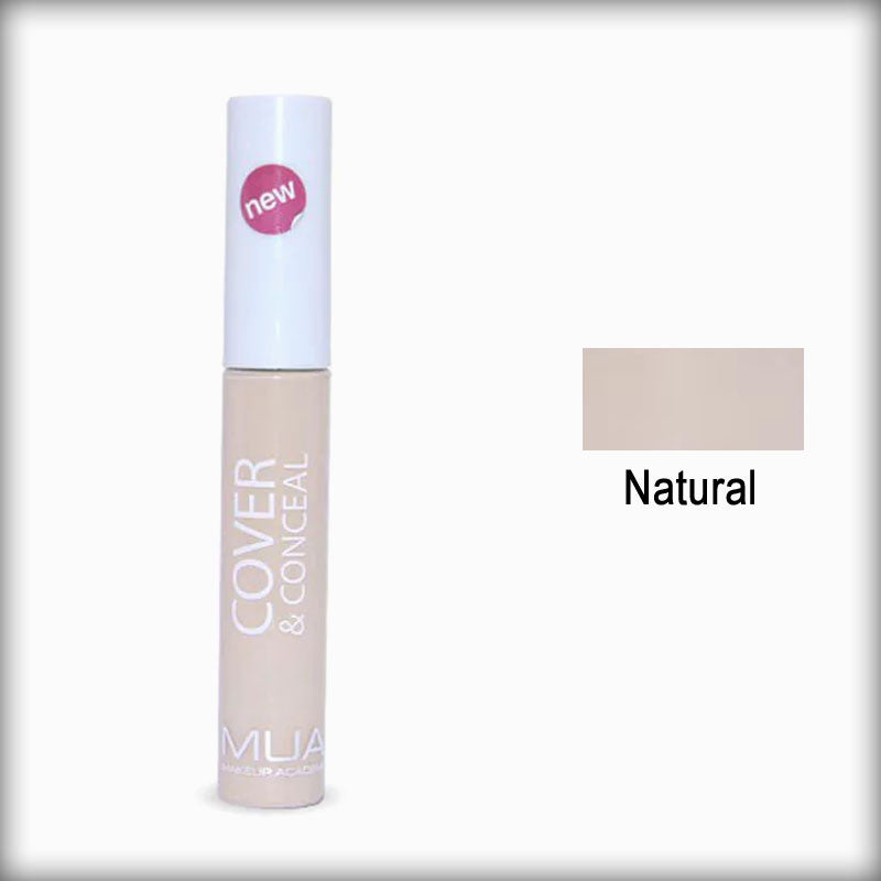 MUA Natural Cover & Conceal Concealer
