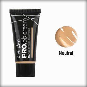 Neutral Pro BB Cream HD Beauty Balm - L.A. Girl