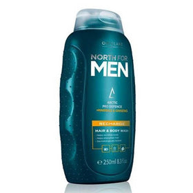 North For Men Recharge Deo Spray 48H