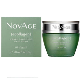 Novage Ecollagen Wrinkle Smoothing Night Cream