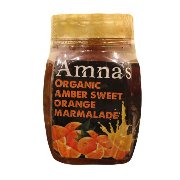 Amna's Natural Organic Ambersweet Orange Marmalade - HomeBazar.pk
