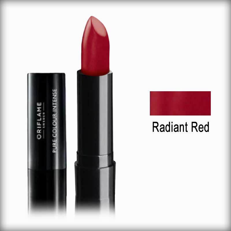 Pure Colour Intense Lipstick Radiant Red