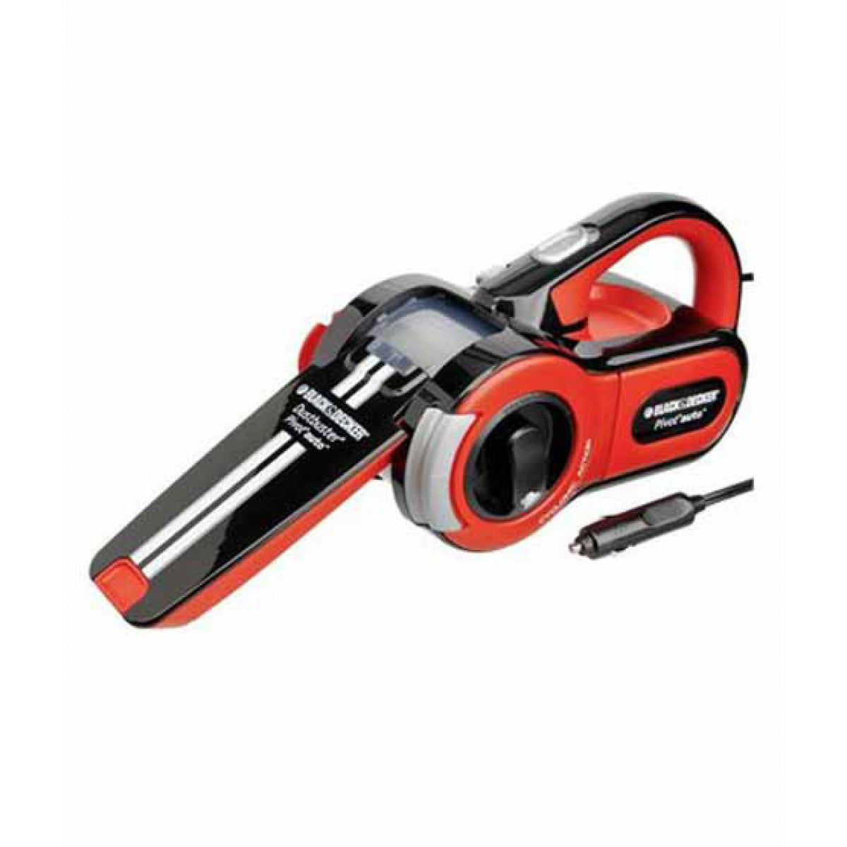 PAV 1205 Black & Decker Handy Car Vacuum - HomeBazar.pk - 1