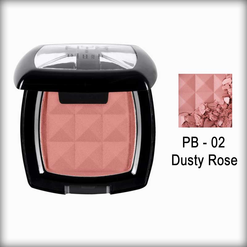 NYX Powder Blush PB02 Dusty Rose