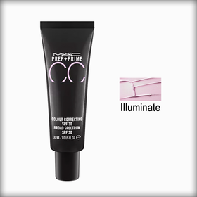 Illuminate Prep + Prime Cc Colour Correcting Spf 30 - MAC