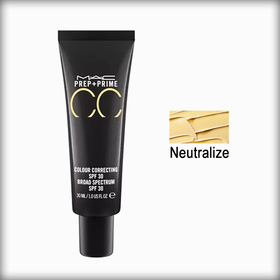 Neutralize Prep + Prime Cc Colour Correcting Spf 30 - MAC