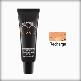 Recharge Prep + Prime Cc Colour Correcting Spf 30 - MAC