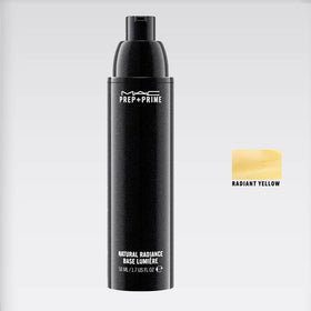 Yellow Prep + Prime Natural Radiance - MAC