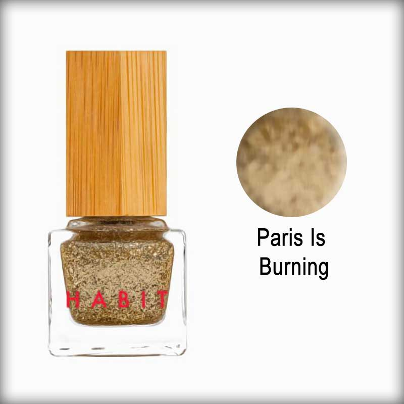 Paris Is Burning Nail Polish - Habit