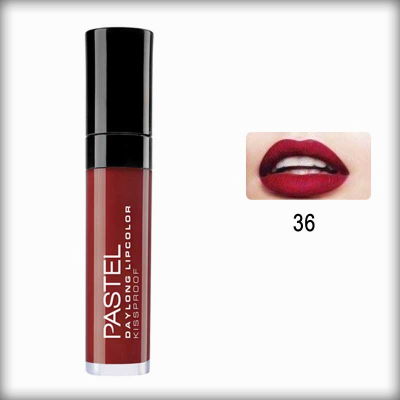 Pastel Daylong Lipcolor Kissproof 36