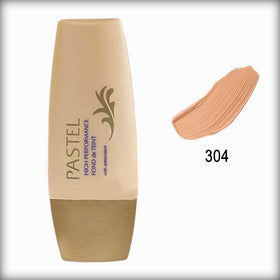 Pastel High Performance Foundation 304